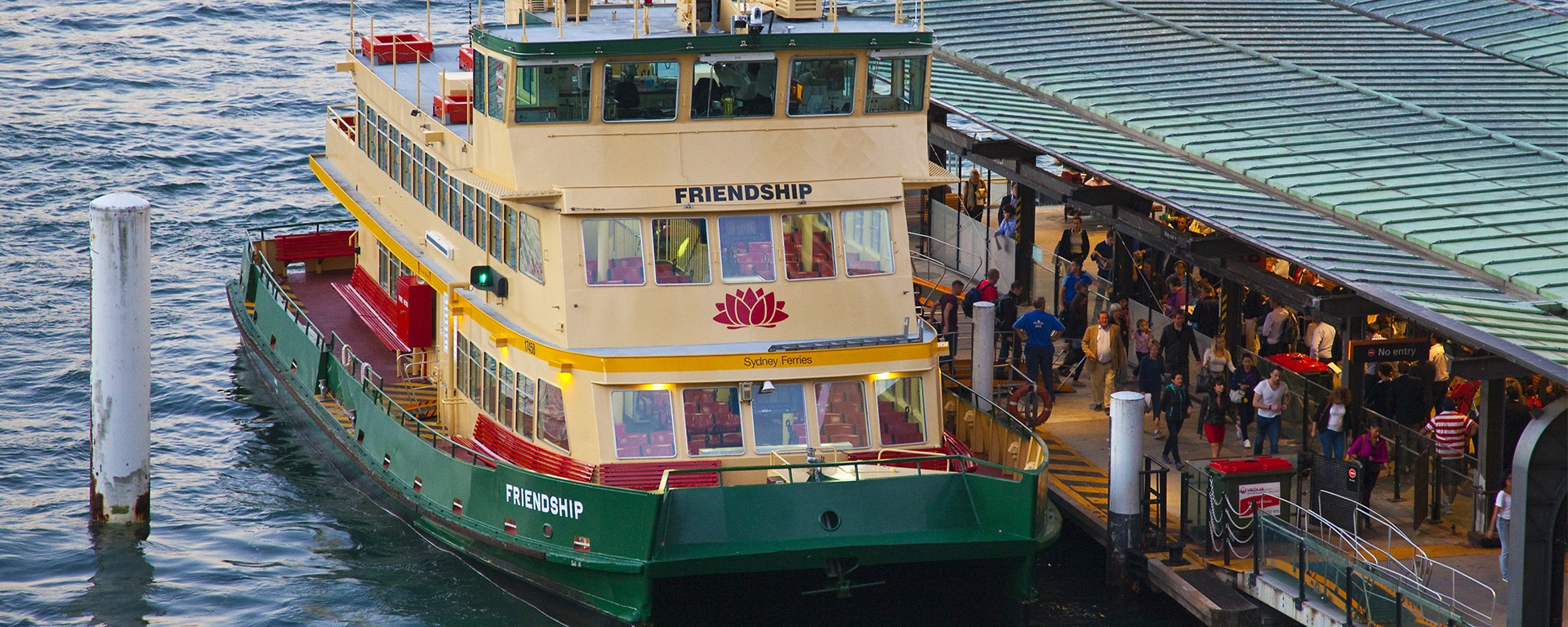On water mobility solutions - Maritime and ferry ...
