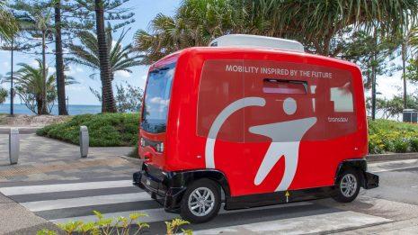 Driverless tour