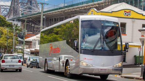 Transdev Australasia Brisbane Charter Bus