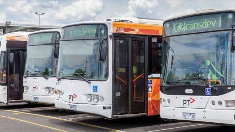 Transdev Australasia Melbourne Buses
