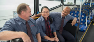 Transdev Australasis Sydney bus people