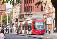 Transdev Australasia Light Rail Sydney City