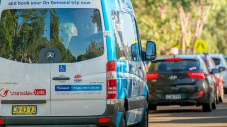 Transdev Link on demand