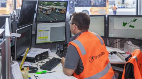 Melbourne bus operations