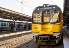Wellington Rail passenger service image